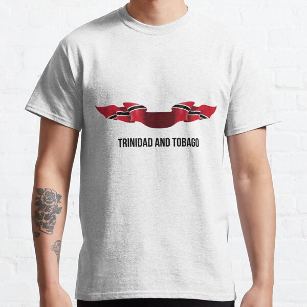 Trinidad and Tobago Flag Classic T-Shirt