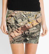 A slice of geology Mini Skirt