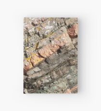 A slice of geology Hardcover Journal