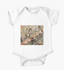 A slice of geology Short Sleeve Baby One-Piece