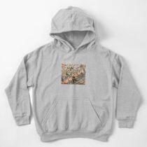 A slice of geology Kids Pullover Hoodie