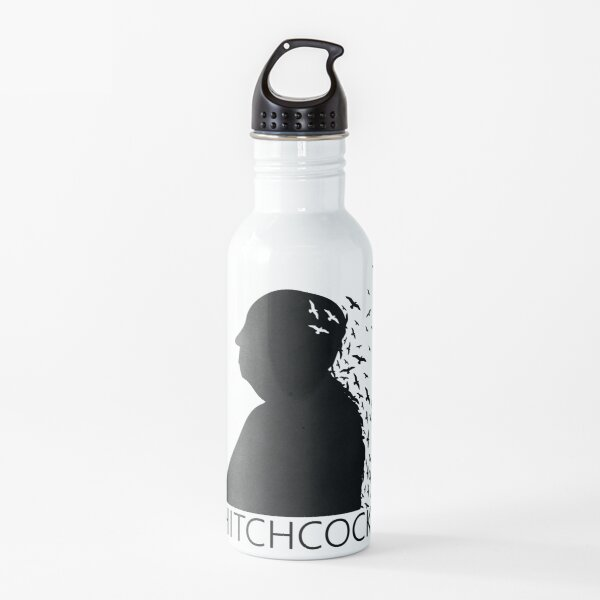 Alfred Hitchcock Water Bottle