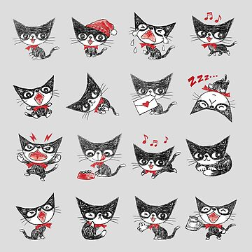 Many cats by sanogawa