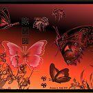 Yuan Yuan's Butterflies by Dominic Melfi