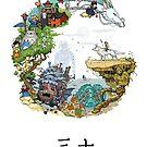 Tribute Kanji von illumillu
