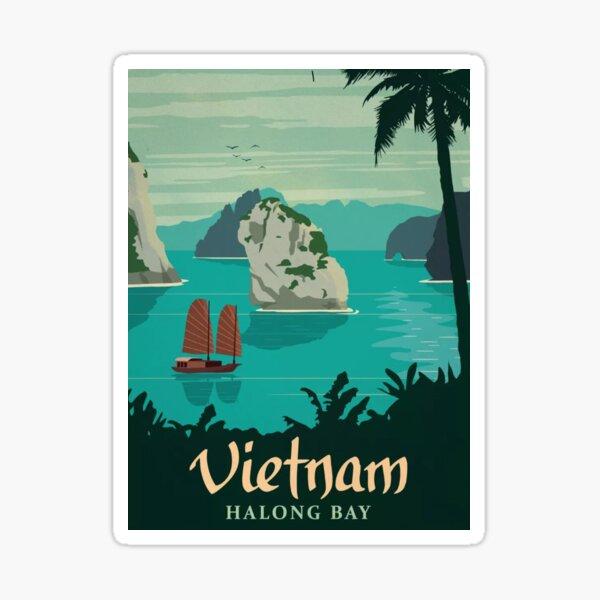 Ha Long Bay Sticker
