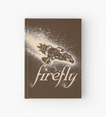Firefly Silhouette Hardcover Journal