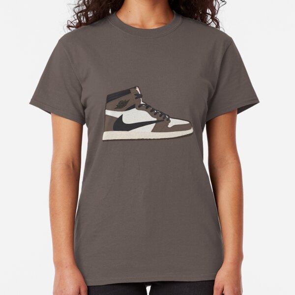 AJ 1 Dark Mocha Classic T-Shirt