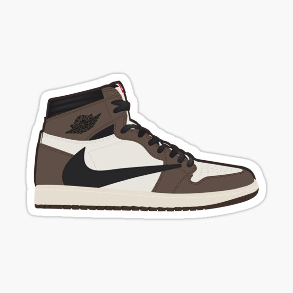 new high multiple colors get cheap Stickers sur le thème Sneakers | Redbubble