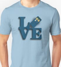 Doctor Who Love Tardis T-Shirt