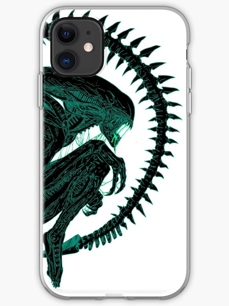 Xenomorph Eggs iphone 11 case
