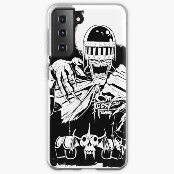 Judge Death. Samsung Galaxy Soft Case
