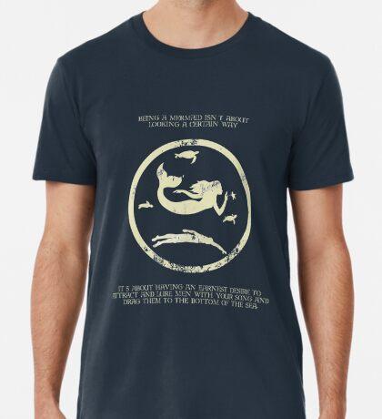 Mermaids  Premium T-Shirt