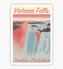 Victoria Falls Sticker