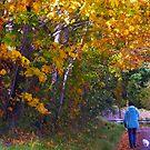 An Autumn Stroll by DeeprBlue