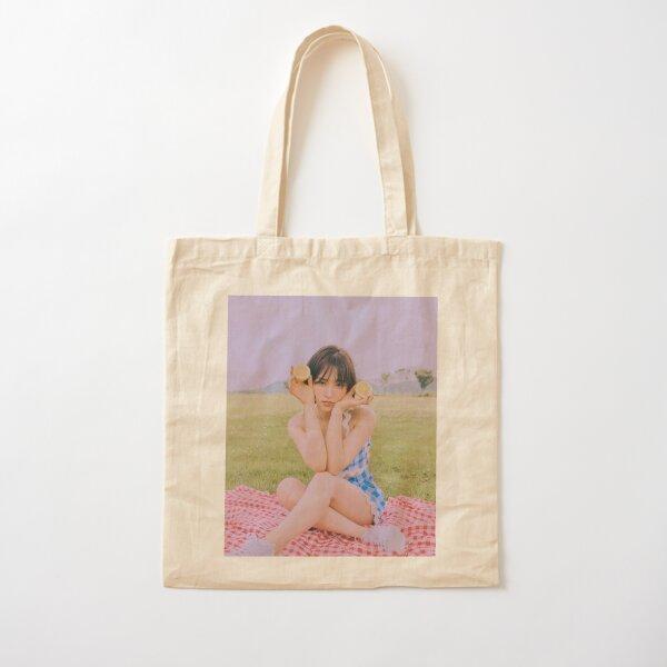 RED VELVET UMPAH UMPAH WENDY Cotton Tote Bag