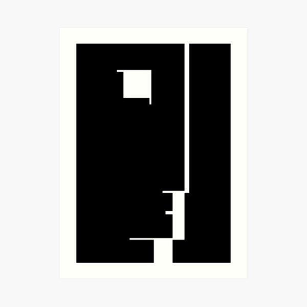 BAUHAUS AUSSTELLUNG 1923 Lámina artística