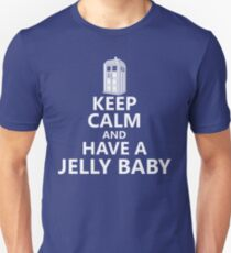 Keep Calm and Have a Jelly Baby T-Shirt