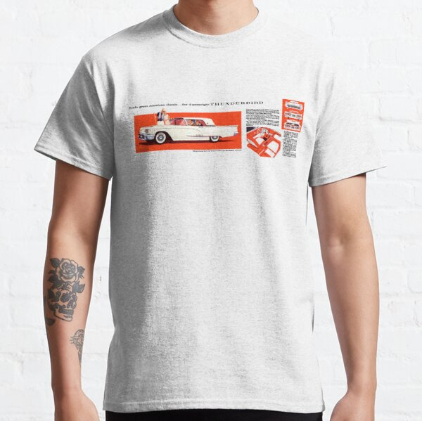 FORD THUNDERBIRD Classic T-Shirt