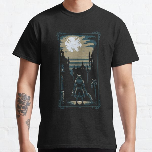 Bloodborne PixelFrame Classic T-Shirt