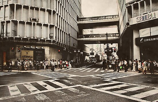 Urban City by morenchi