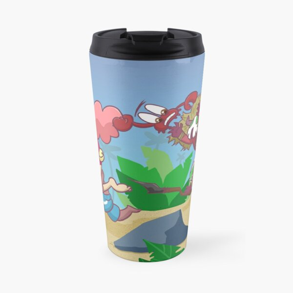 Run Away! Travel Mug
