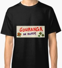 Be happy T shirt Classic T-Shirt