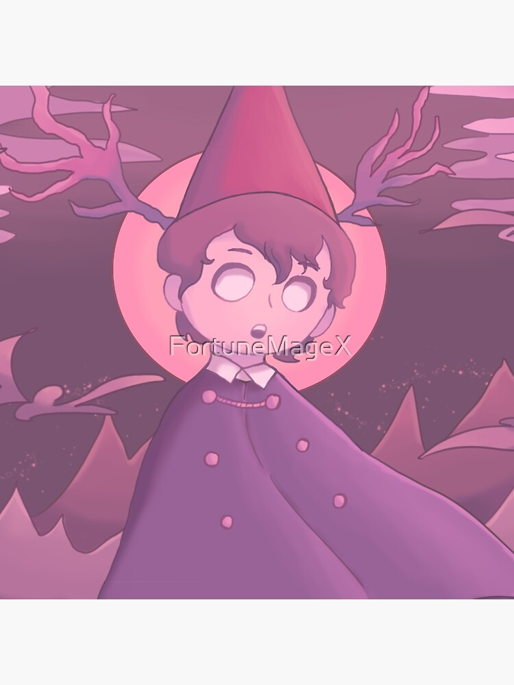 Wirt in the night by FortuneMageX