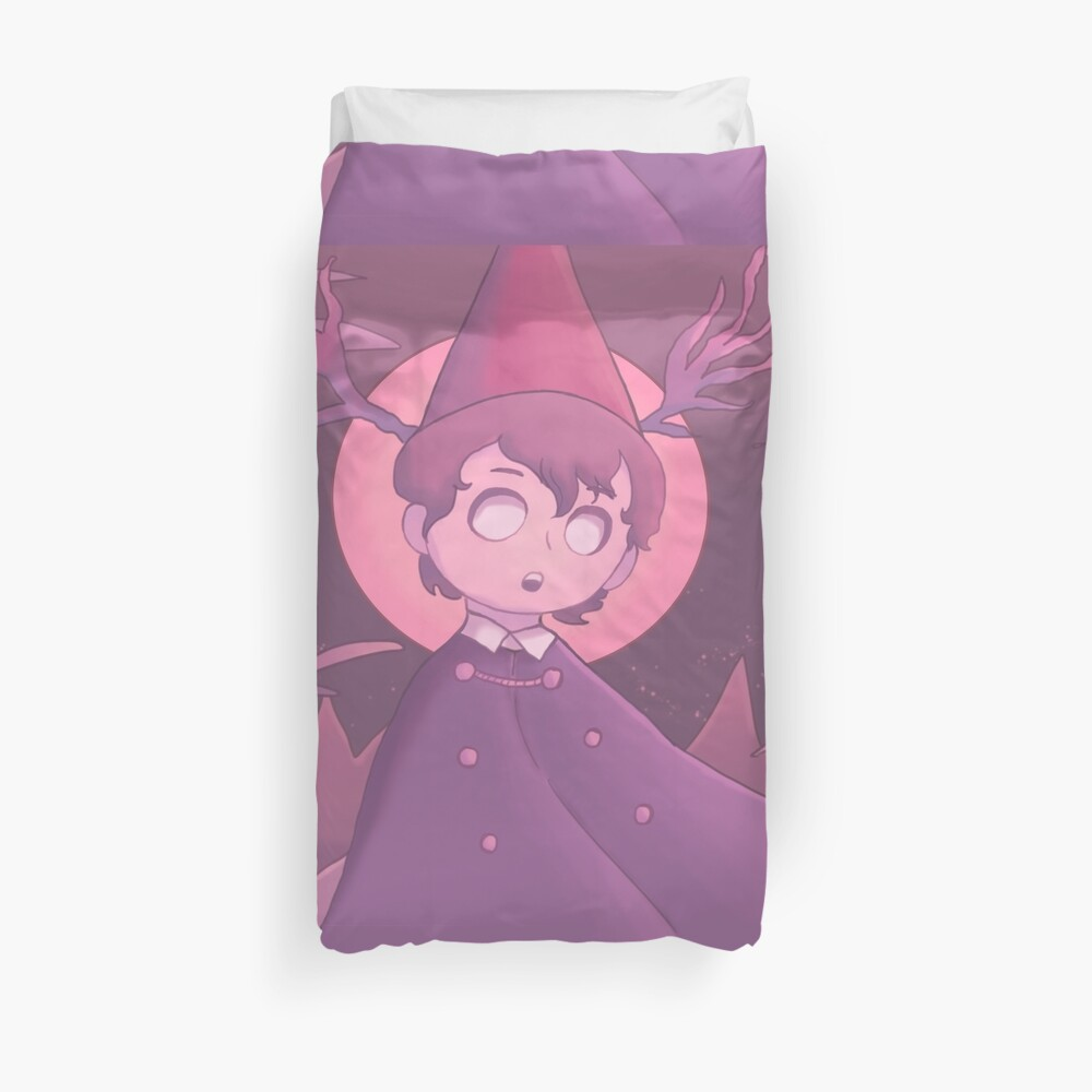 Wirt in the night Duvet Cover