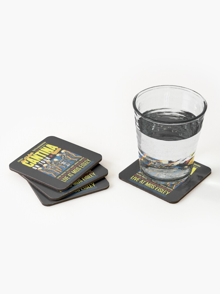 Alternate view of Cantina Band Coasters (Set of 4)