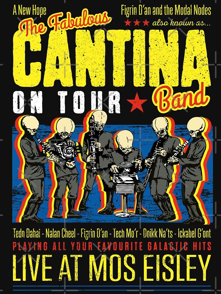 Cantina Band by Ottakars