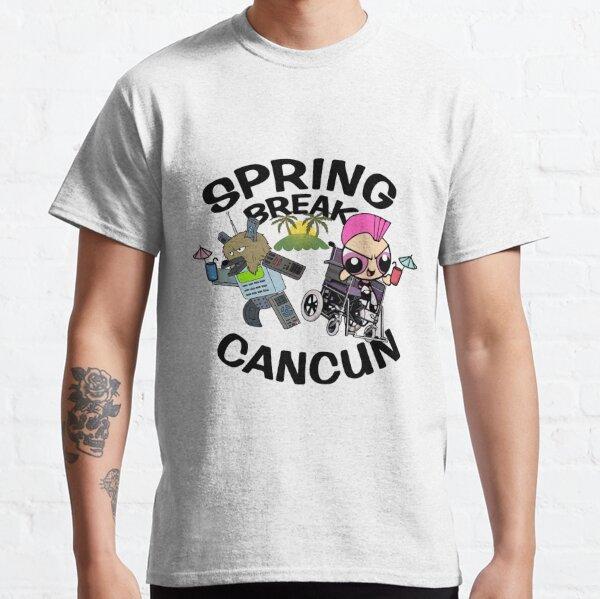 Spring Break Cancun 2.0 Classic T-Shirt