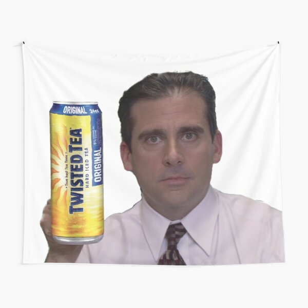 Twisted Michael  Tapestry