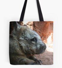Wondering Wombat  Tote Bag
