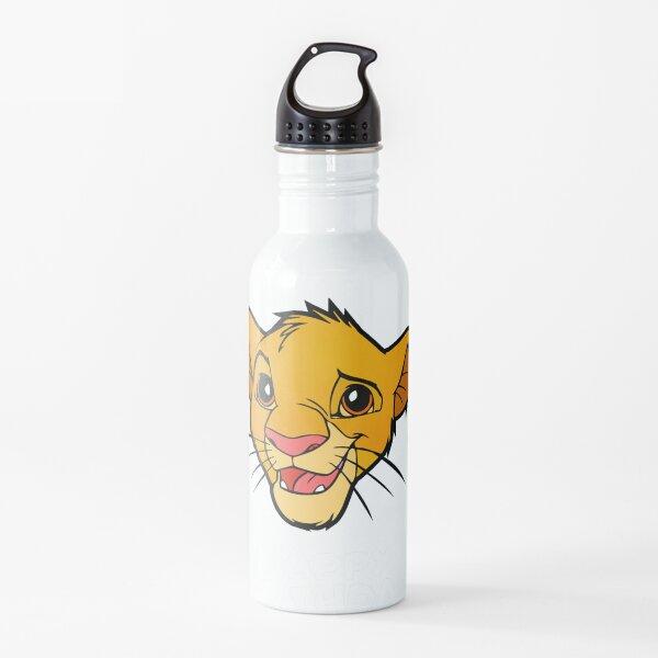 Happy Birthday - The Lion King - Simba Water Bottle