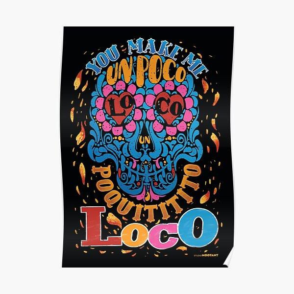 Poco Loco - Coco Póster