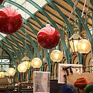 Christmas Deco - Covent Garden, London by bared