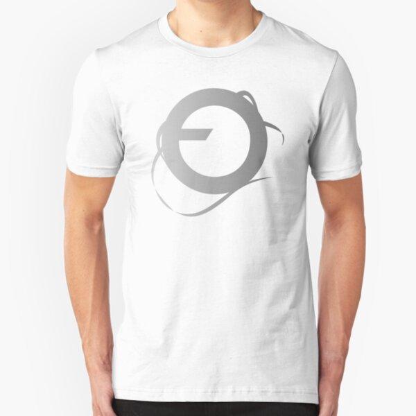 The Ethyr Logo (Grey) Slim Fit T-Shirt