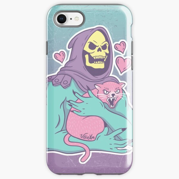 Skeletor's Cat iPhone Tough Case