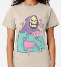 Skeletor's Cat Classic T-Shirt