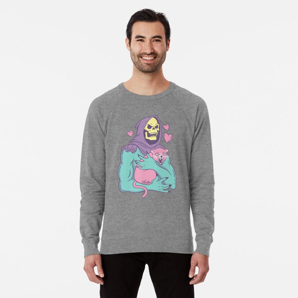 Skeletor's Cat Lightweight Sweatshirt