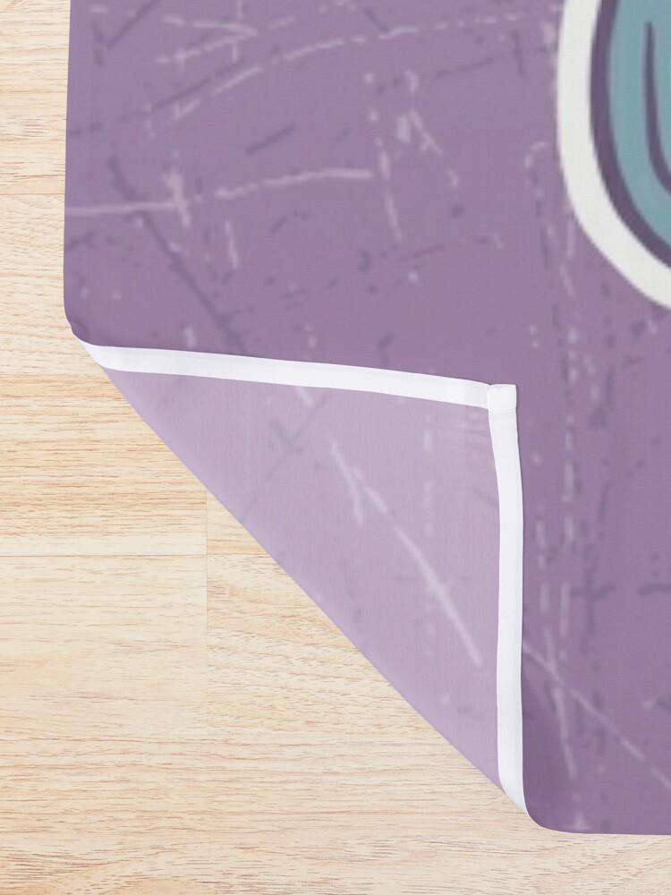 Alternate view of Skeletor's Cat Shower Curtain