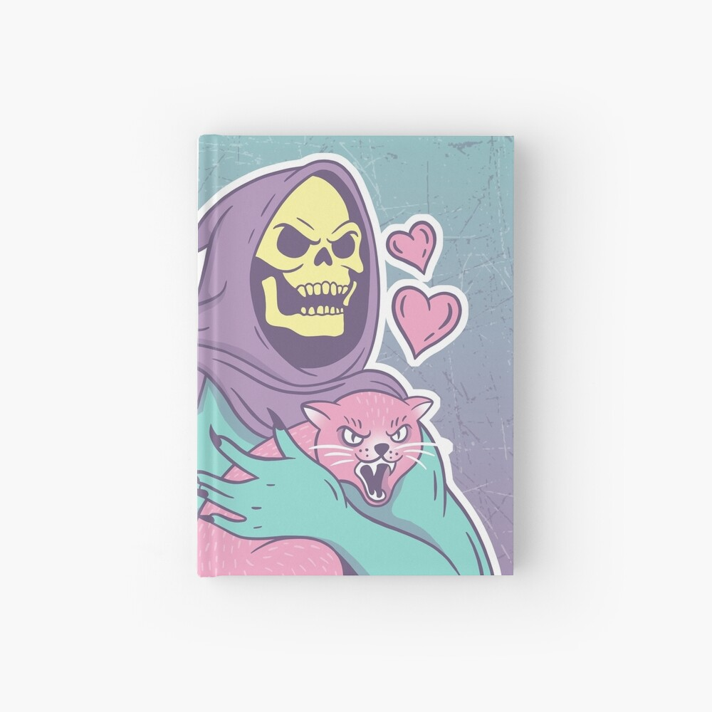 Skeletor's Cat Hardcover Journal