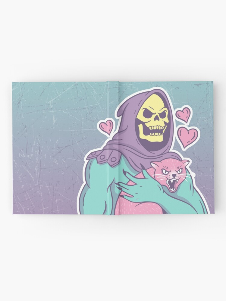 Alternate view of Skeletor's Cat Hardcover Journal