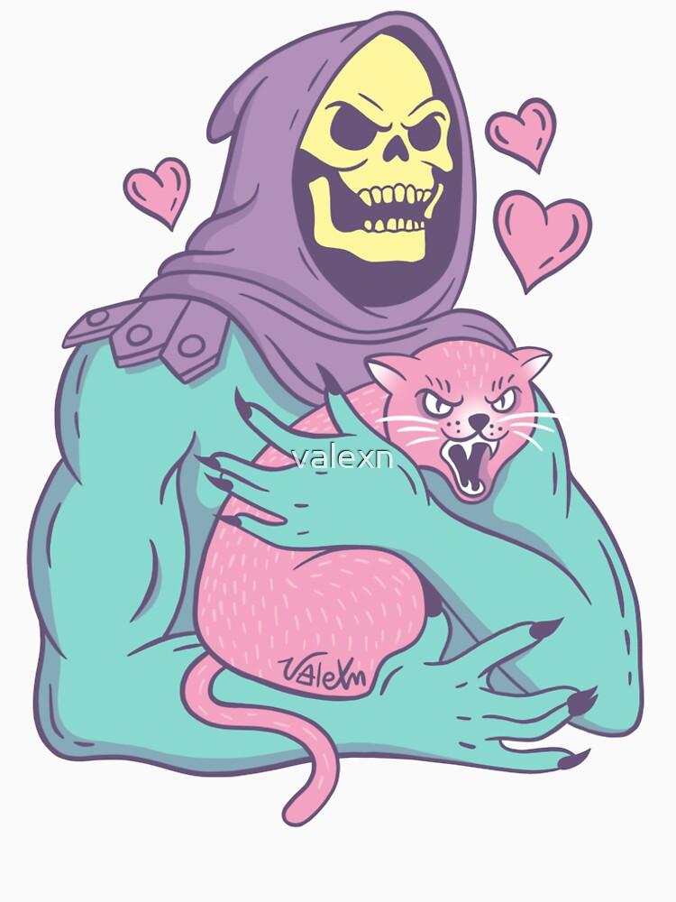 Skeletor's Cat by valexn
