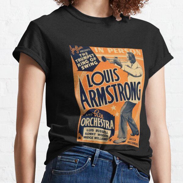 Louis Armstrong Vintage Classic T-Shirt
