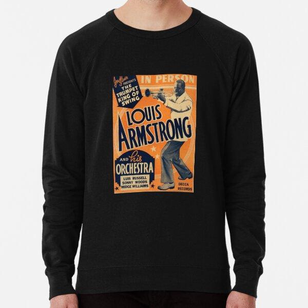 Louis Armstrong Vintage Lightweight Sweatshirt