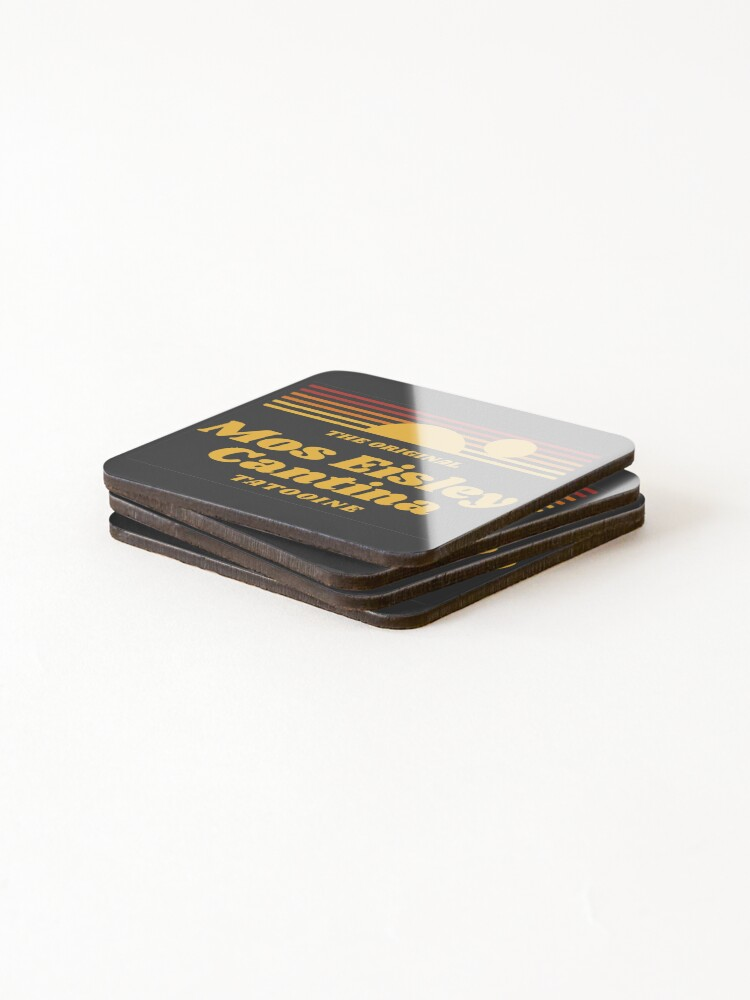 Alternate view of Moe Eisley Cantina Coasters (Set of 4)