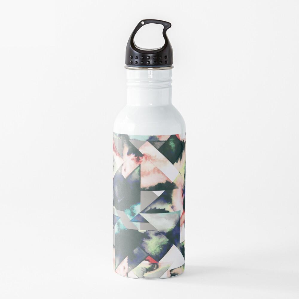 Azulejos Watercolored Botella de agua