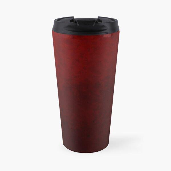 Erosion texture Travel Mug